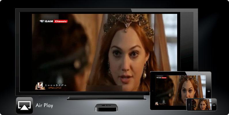 How to watch Sky Iran TV at Web, iOS(iPhone/iPad), Apple TV